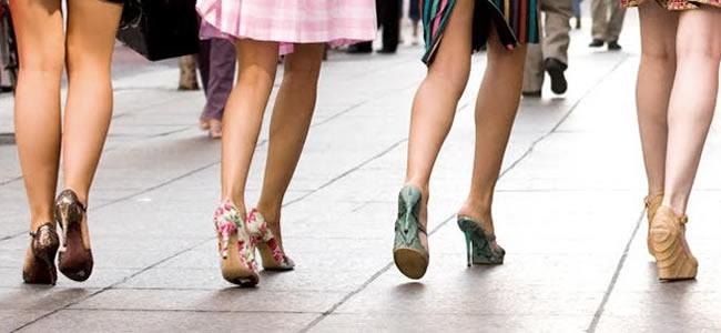 2585fd755f O melhor sapato para seu pé - Mulheres & Mulheres